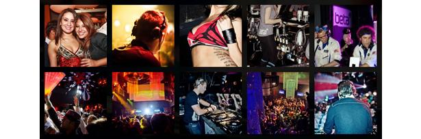clubber-俱乐部活动音乐类主题 6