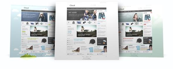 Yootheme Cloud 深度汉化主题