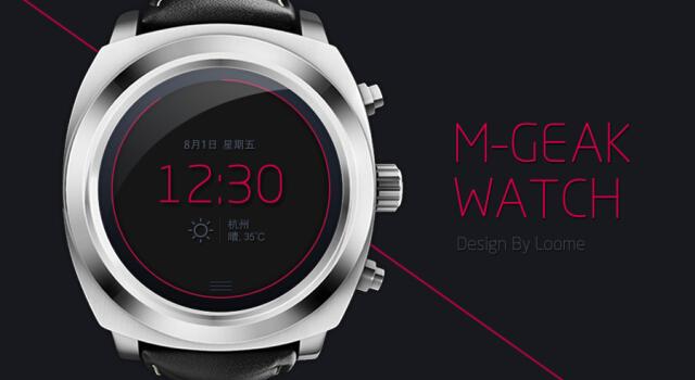 M-Geak Watch